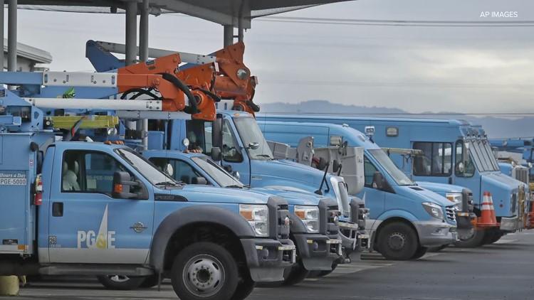 California Senate to investigate PG&E power shutoff