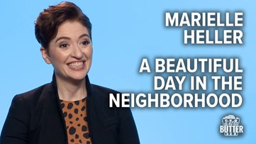 A Beautiful Day in the Neighborhood: Marielle Heller Interview   Extra Butter