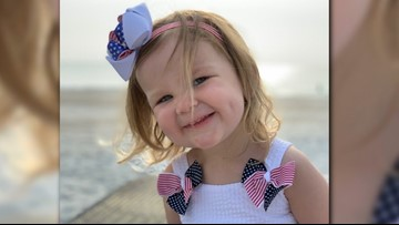 Granite Bay girl sings 'God Bless America' for Veterans Day