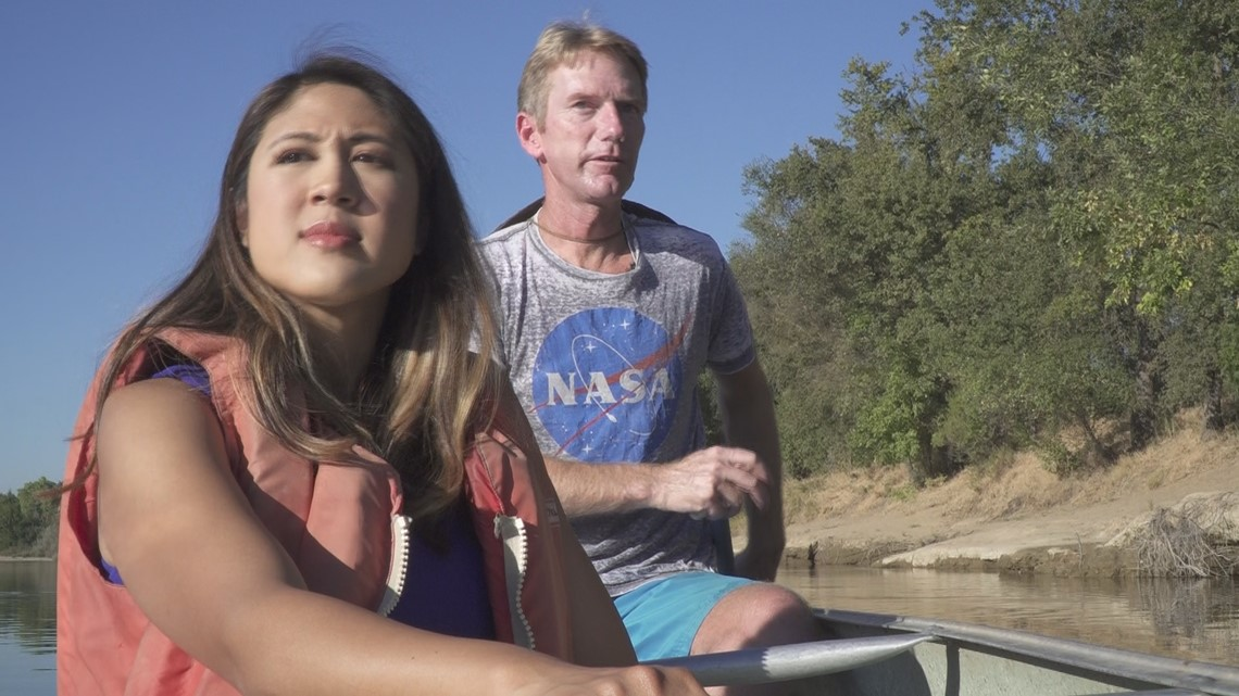 Why the American River is a gem for 'treasure hunting'