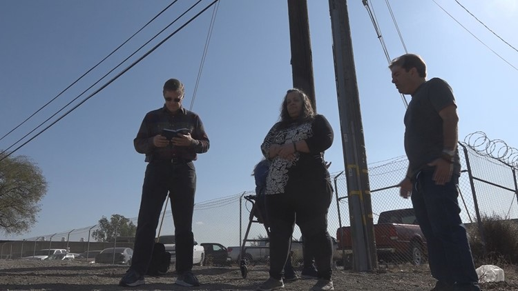 Stockton church makes sure to pray at every homicide scene
