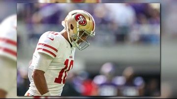 Cousins, Vikings hold on for 24-16 victory vs. 49ers