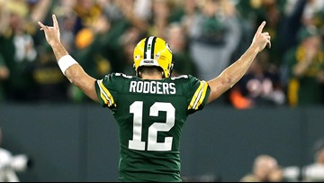Aaron Rodgers to don cleats to raise money for Camp Fire survivors