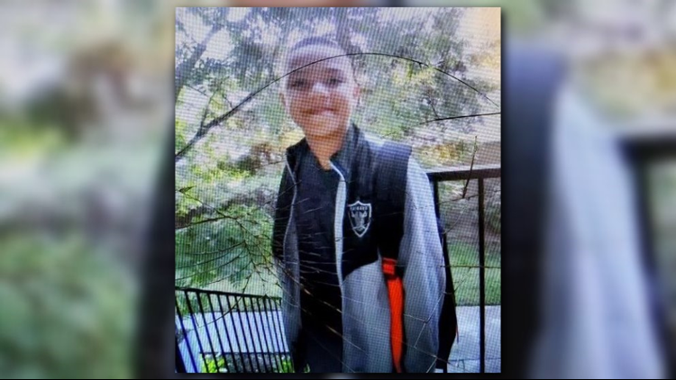 Authorities say 9-year-old Miguel Martinez was last seen in the 4300 block of Taylor Street around noon.