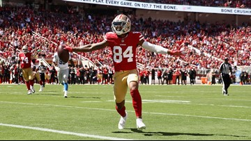 49ers hang on to beat Lions 30-27