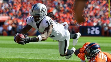 Broncos rally past Raiders 20-19 on McManus game-winner