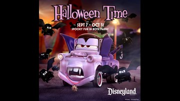 Win Tickets to Celebrate Halloween Time at Disneyland Resort!