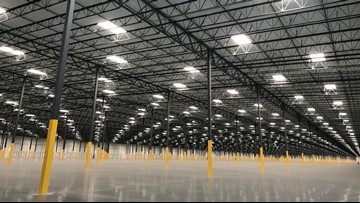 Amazon to bring 1,000 new jobs to Stockton with second location