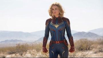 Sacramento's Brie Larson packs punch in latest 'Captain Marvel' trailer