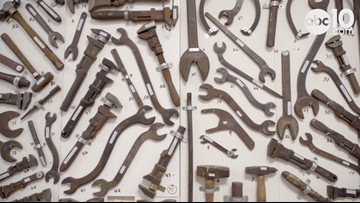 With over 13,000 tools, this Oroville museum is a handyman's paradise