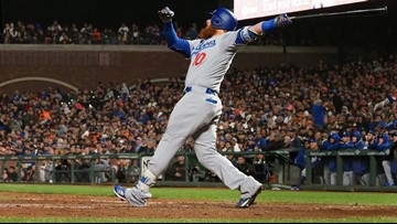 Turner, Dodgers beat Giants 3-1, move closer to playoff spot