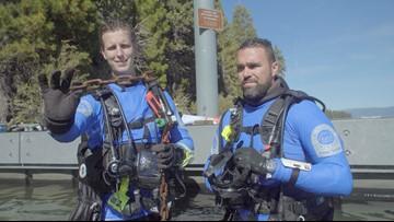 Take a 'hike' on Lake Tahoe's underwater Trail