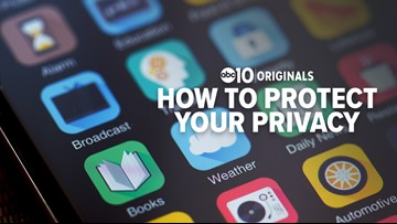 What personal information are you giving away through your apps? | ABC10 Originals