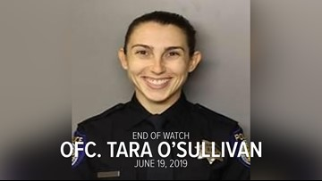 CAHP Credit Union creates memorial fund for family of Officer Tara O'Sullivan
