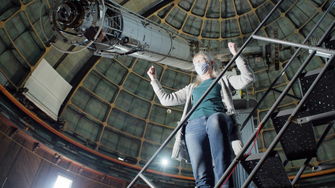 'The pinnacle of technology in 1888' is still alive at the Lick Observatory