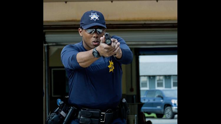Police Academy Gun Range