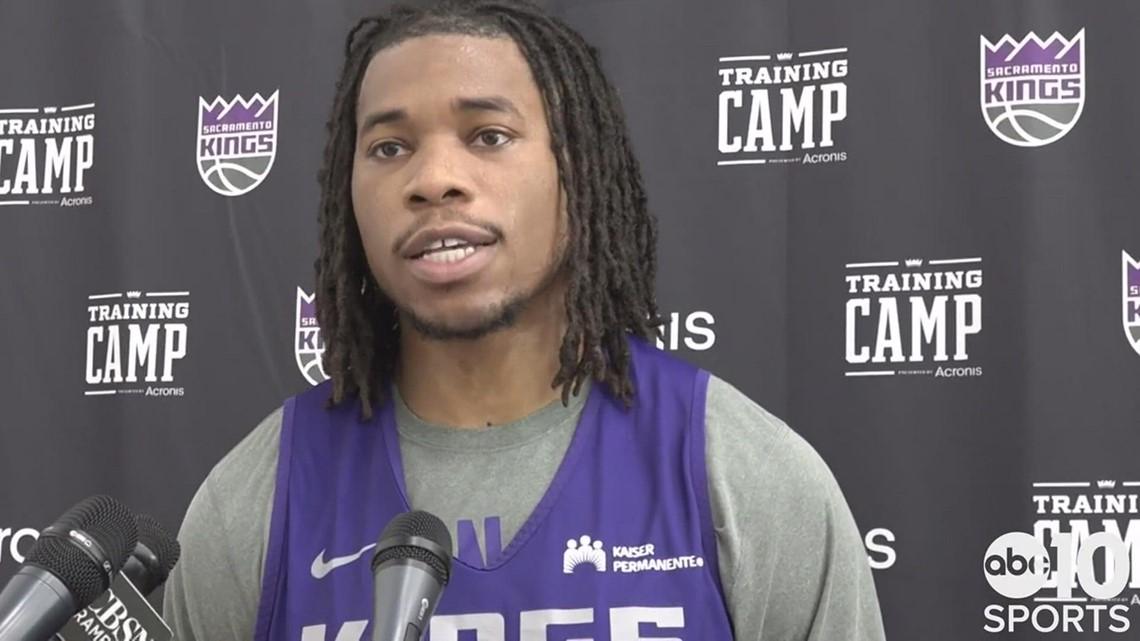 Richaun Holmes talks Sacramento Kings training camp, adjusting to new teammates