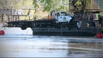 Timeline: Tow truck, woman removed from Sacramento River 19 days after crash