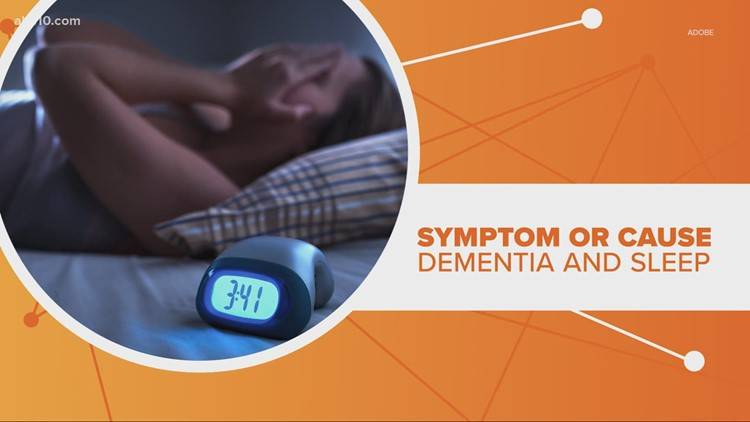 Less sleep could lead to dementia | Connect the Dots