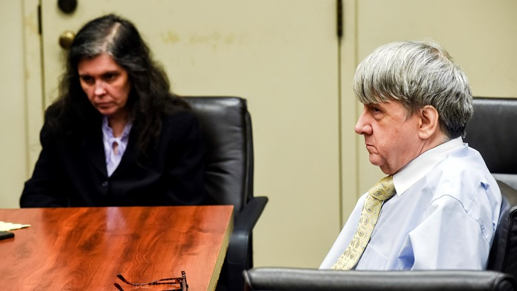 California couple sentenced to life in prison for severe abuse, neglect of 12 of their children