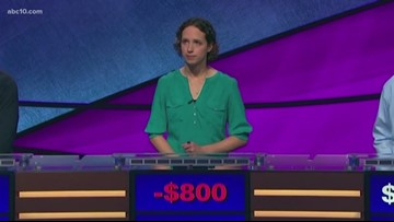 Former Jeopardy! contestant from Davis talks behind the scenes of show's recording