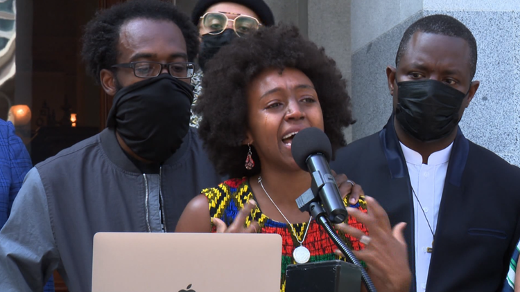 'We are calling this the new Mississippi'   Sacramento NAACP calls for justice in Nakia Porter case