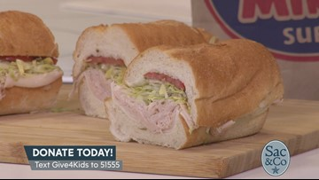 Jersey Mike's Month of Giving!