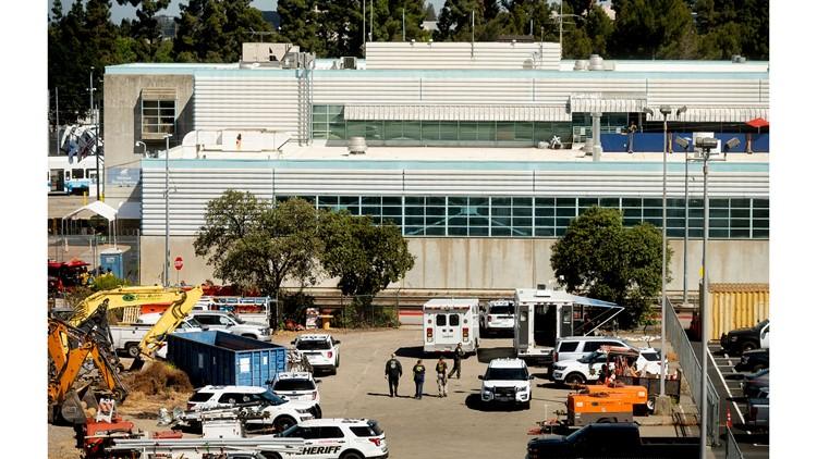 Bay Area teams respond to mass shooting in San Jose