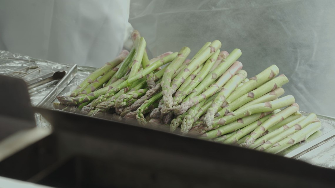 Free COVID vaccinations will be available at San Joaquin Asparagus Days