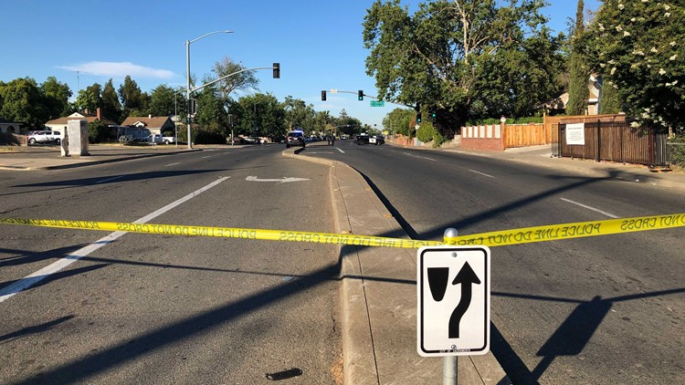 Section of Marysville Boulevard closed after 'loud boom' reported in area