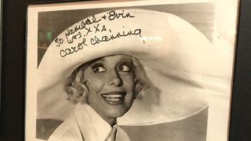 Modesto mourns the loss of Broadway legend Carol Channing