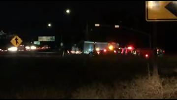 Pedestrian killed in West Sacramento hit and run