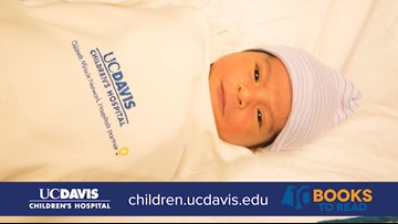 Why you should have your baby at UC Davis