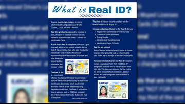 Connect the Dots: Confusion about California's REAL ID
