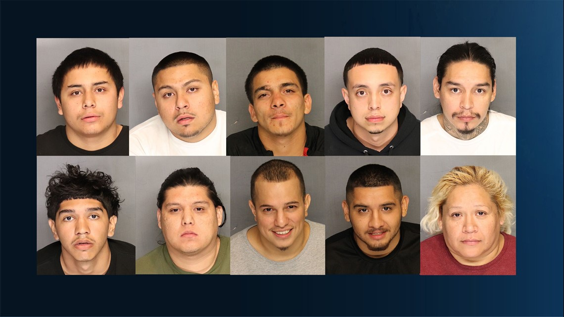 At least 10 Stockton gang members arrested following investigation