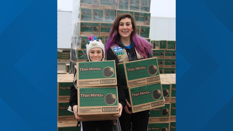 Sacramento, Stockton Girl Scouts sold all of their cookies this year