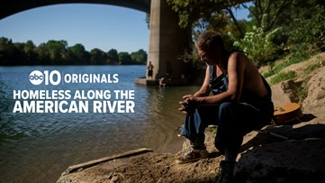 American River homeless campers share their stories of unsheltered life in Sacramento   ABC10 Originals