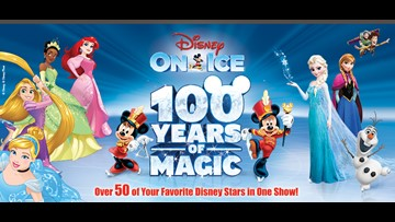 ABC10 NOVEMBER 2018 DISNEY ON ICE SWEEPSTAKES