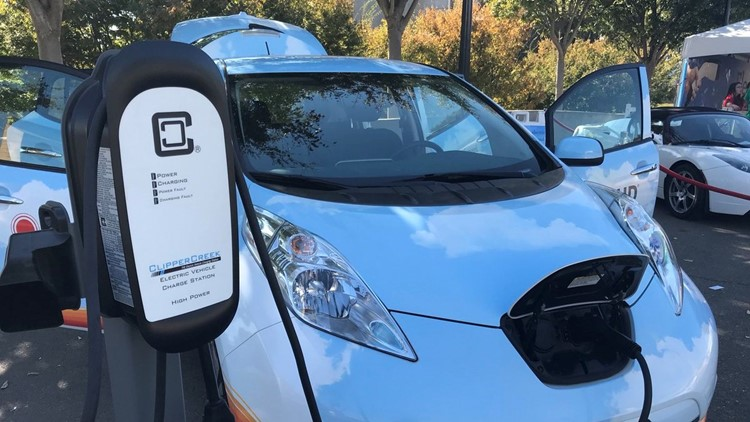California may 'weaponize' electric car rebates in emissions battle against Trump