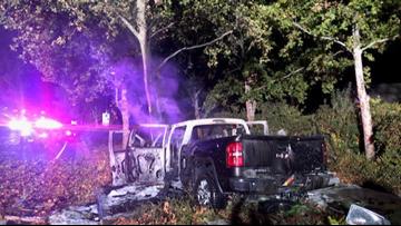 Good Samaritan saves 3 people from burning vehicle in Elk Grove