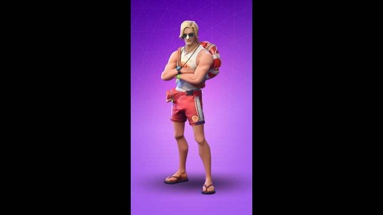 fortnite outfit sun tan specialist full 2 1540340683894 - ninja fortnite costume