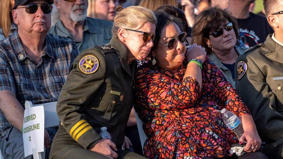 Photos: Day of remembrance for Thousand Oak mass shooting victims