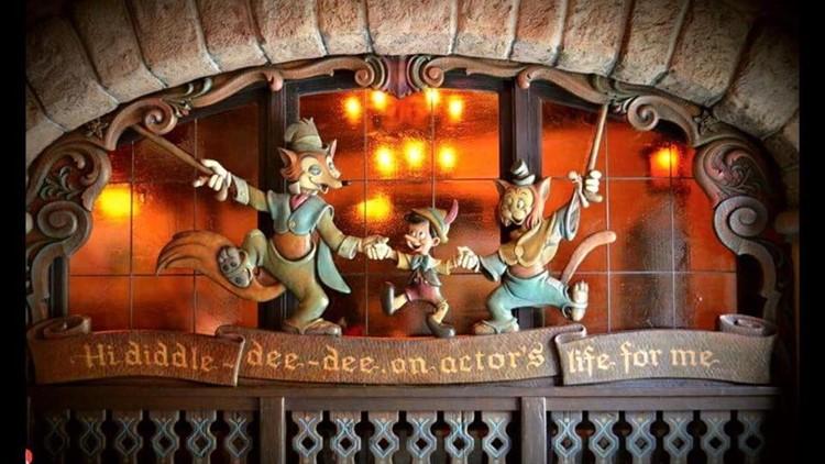 Disneyland's Wood Carving Guru   Bartell's Backroads