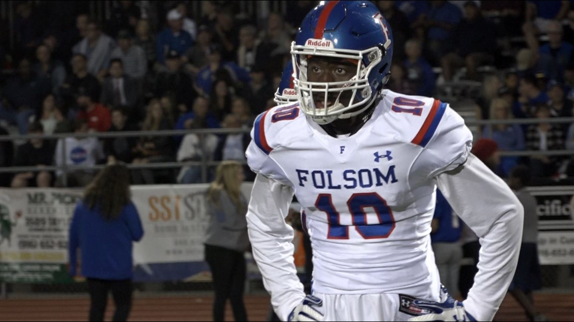 Folsom defeats vs Cathedral Catholic 21-14 in overtime