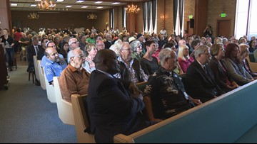 Modesto community comes together to remember victims of Pittsburgh synagogue shooting