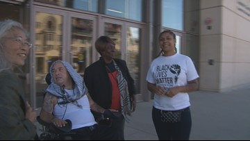 Stockton Black Lives Matter protester agrees to plea deal, other cases pending
