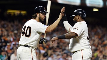 Giants exercise contract options on Bumgarner, Sandoval