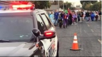 Oakdale police bringing Halloween back to kids after candy tampering incident
