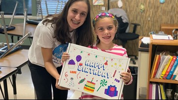 Teen's non-profit to make special birthday boxes for foster children goes national