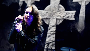 Ozzy returning to Sacramento in 2019 for 'No More Tours 2'